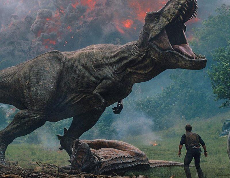 """<span class=""""entry-title-primary"""">Filmkritik: Jurassic World 2 – Das gefallene Königreich</span> <span class=""""entry-subtitle"""">Leider vergeudetes Potenzial</span>"""