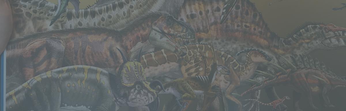 Verborgene Welt Dinosaurier